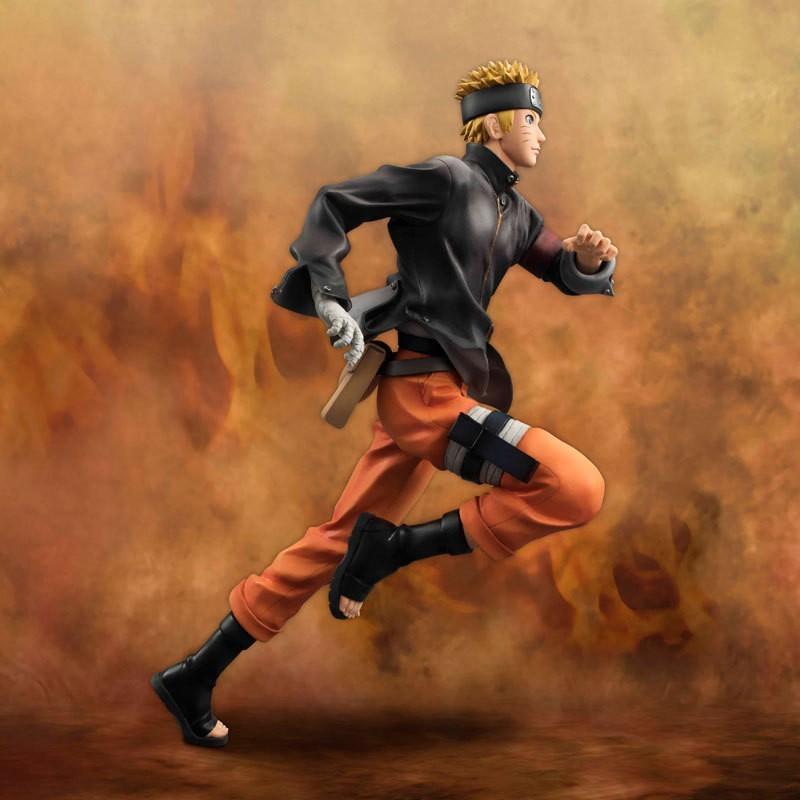 Naruto Uzumaki Toys Run