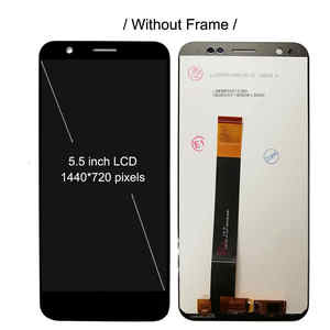 """Image 2 - 5.5"""" LCD With Frame For Asus ZenFone Max M1 LCD ZB555KL X00PD Display Screen Touch Sensor Digitizer Assembly ZB555 KL Display"""