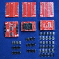 Original Adapters TSOP32 TSOP40 SOP44 TSOP48 ZIF Adapter Kit Only For MiniPro TL866A TL866CS Universal Programmer