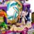 2016 Bela 10415 Elfos Azari/Aira/Naida/Emily Jones Cielo Fortaleza Castillo de Bloques de Construcción de Juguete de Regalo Para niñas