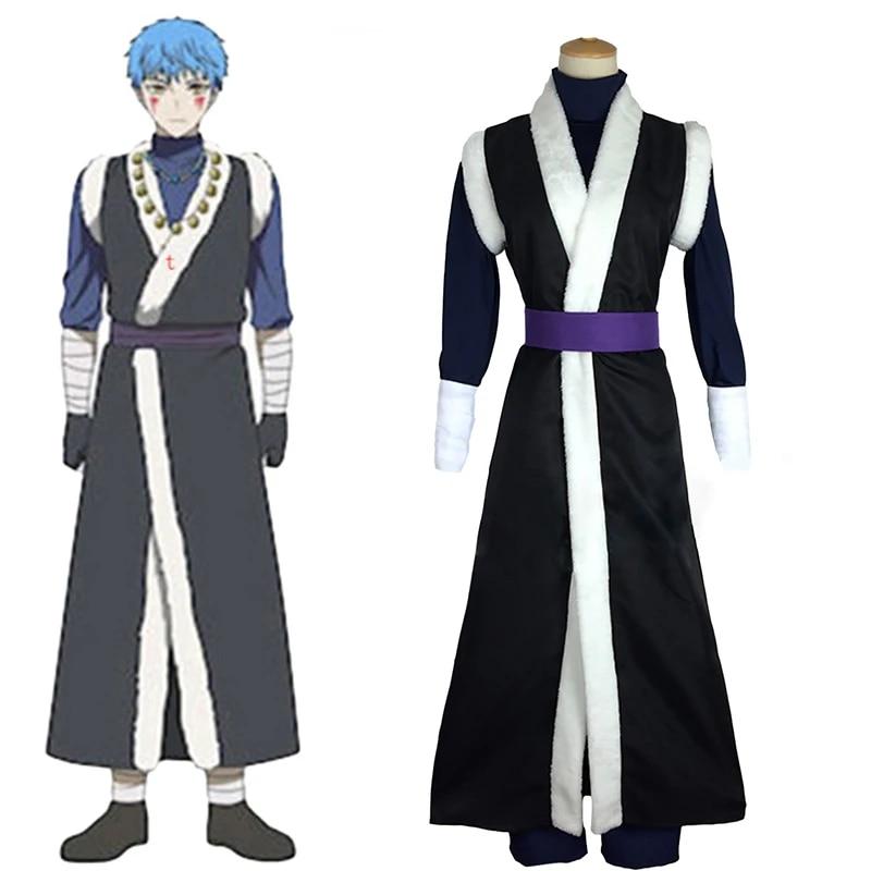 Yona of the Dawn Akatsuki no Yona Shin Ah Blue Dragon Cosplay Costume Anime Costumes  - AliExpress