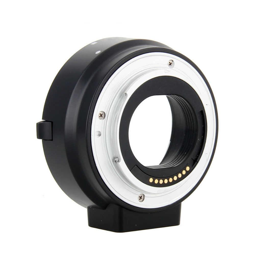 Meike MK-C-AF4 elektronicznych autofokus adapter do Canona śladu środowiskowego śladu środowiskowego-s soczewka do EOS M EF-M wspornik obsady Yongnuo YN-50mm f/1.8 dla Canon