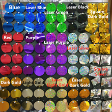 1 Set 30cm*30cm Background Board with 30mm Round Sequins For Wedding Birthday Party Backdrops Stage Decorative Plate Panels