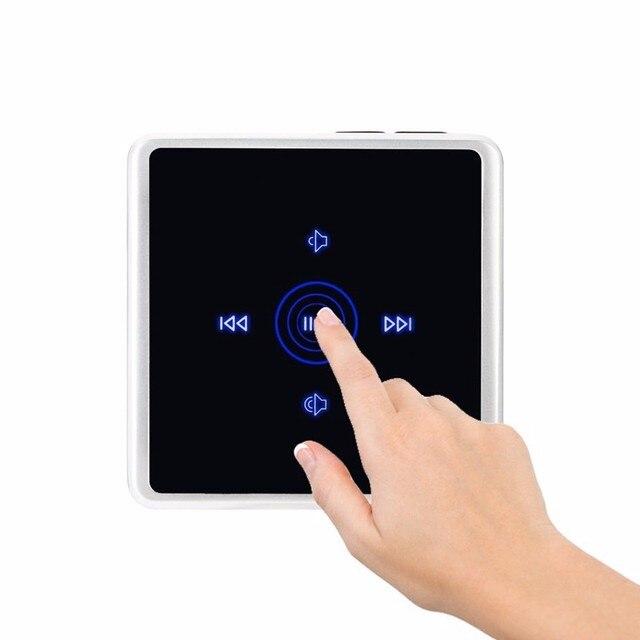 20 ШТ. Беспроводная Связь Bluetooth Аудио Приемник-Передатчик 2 в 1 Сенсорный аудио-Плеер 3.5 мм Беспроводной Адаптер для ТЕЛЕВИЗОРА Smart PC DVD MP3