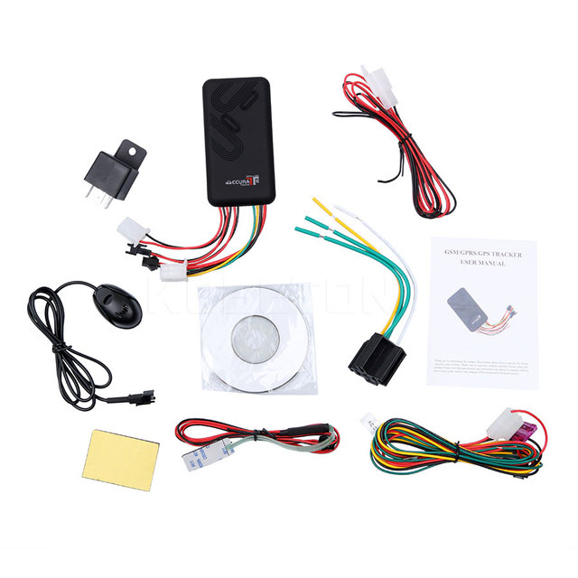 1pc Tracker Online Tracking Device System Locator for Anti Lost GT06 SMS GSM GPRS Remote Control