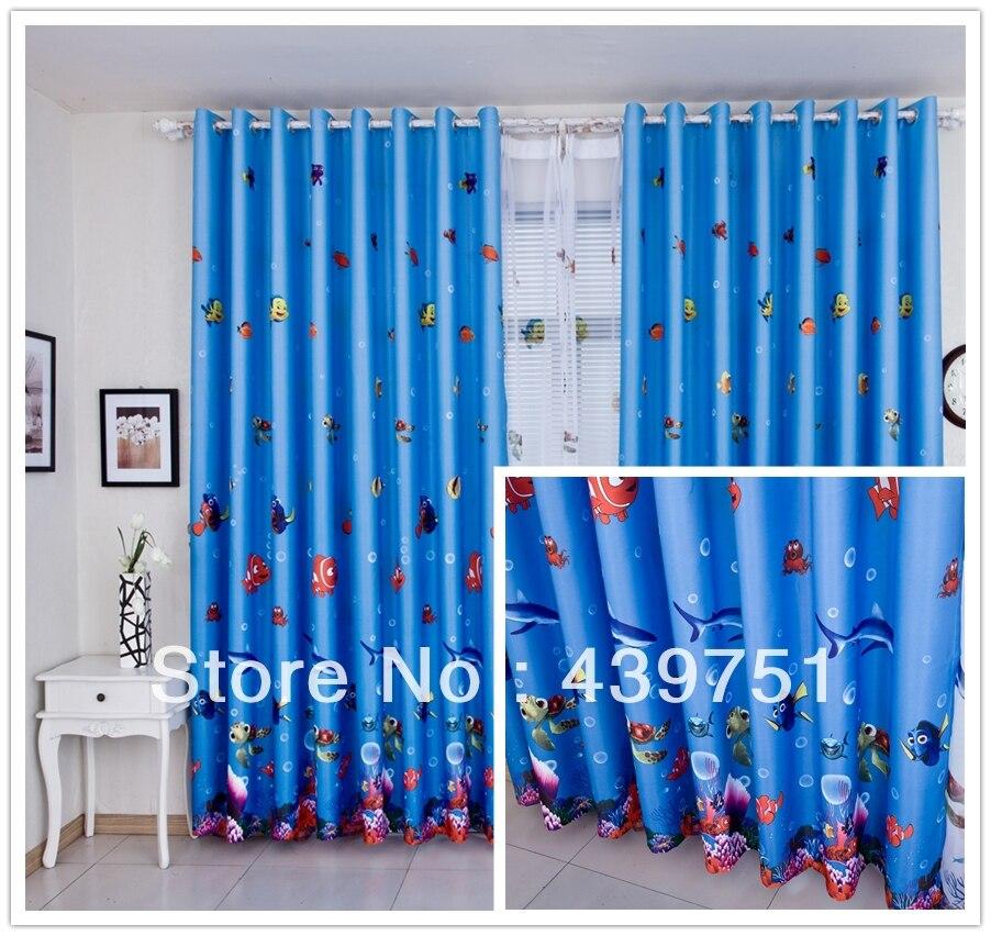 Ocean Blue Bedroom Curtains - Bedroom Style Ideas