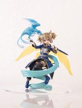 Anime Sword Art Online 2 ALO Shirika and Bina CaitSith 20CM PVC Action Figure Doll Toys