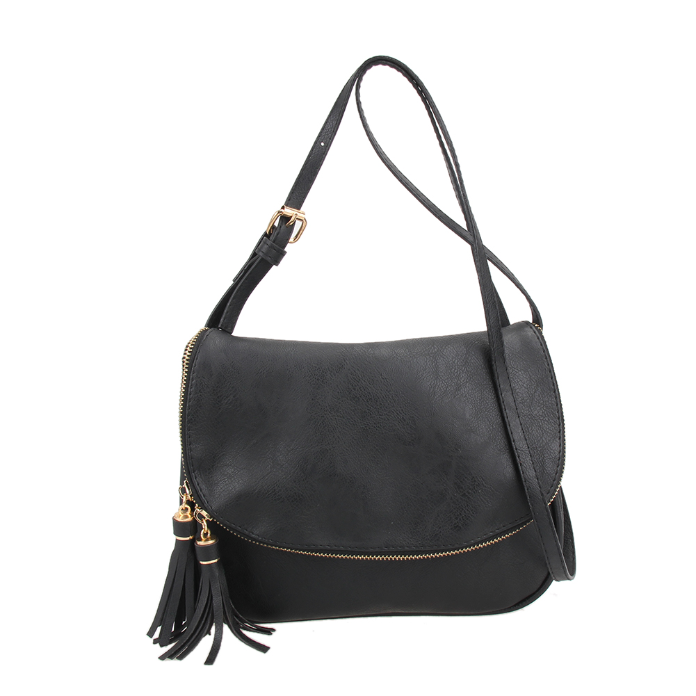 PU Leather Tassel Women Messenger Bag Fashion Women Leather Handbag Shoulder Crossbody Shoulder Bag Bolsa Feminina Mini Clutch