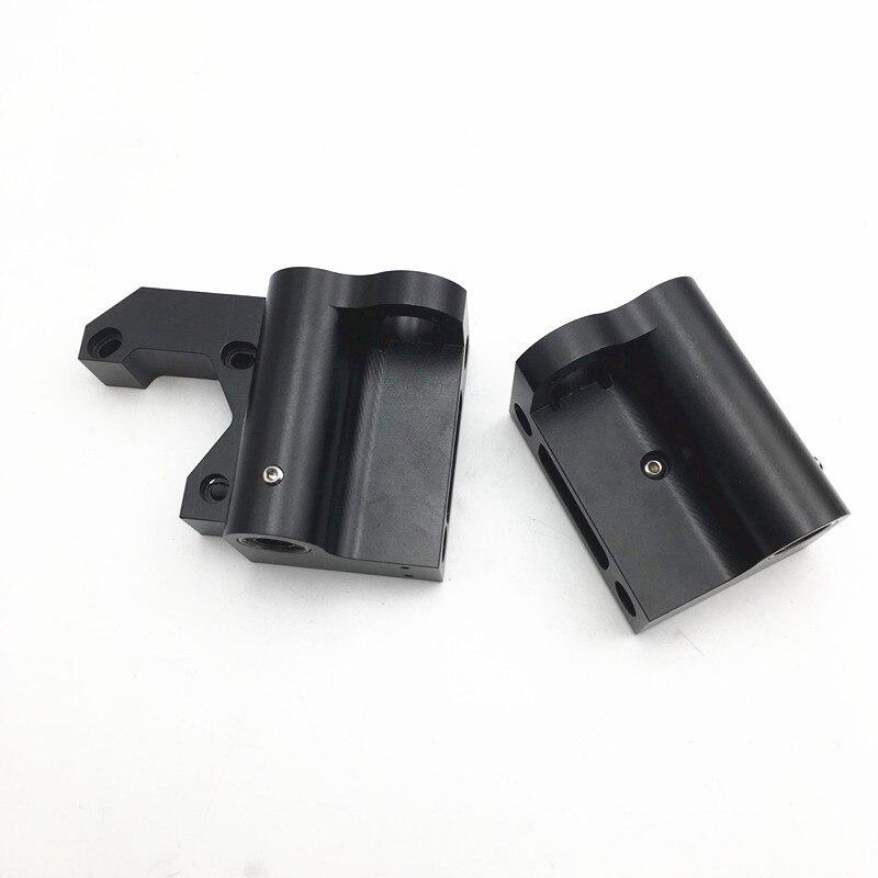 Upgrade de Alumínio Tensor da Correia Kit de Metal com x Anet Prusa i3 Mk2s Mk3 x Motor Tensor Kit Função 17 22mm Distância Lm8uu a8 –