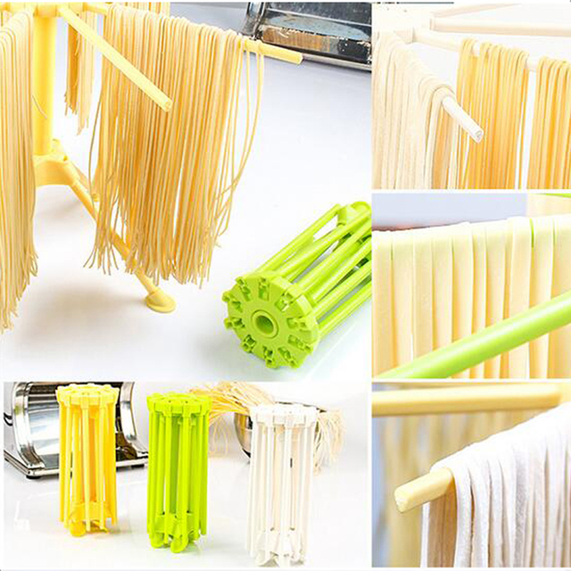 Creative Kitchen Accessories Noodle Spaghetti Drying Rack Safe Material Pasta Holder Stand Dryer Cooking Tools Gadget G850 u3