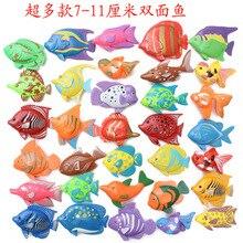Ребенка/малыша поставляется gyh магнитного образования весело рыбы обучения спорта игрушка рыбалка
