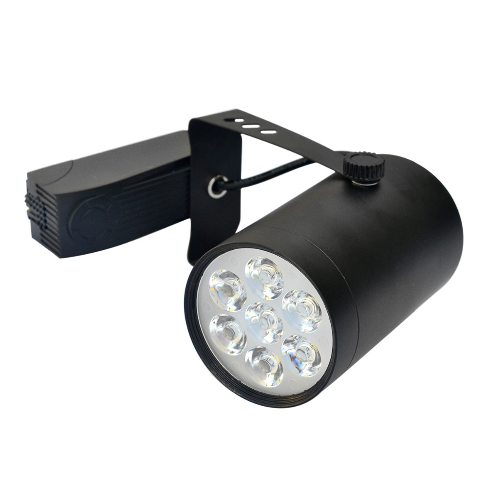 Verlichting Spot Us 15 47 35 Off 7 W Led Spoor Licht Aluminium Plafond Spoor Verlichting Spot Rail Spots Vervangen Halogeenlampen Ac 85 265 V In 7 W Led Spoor