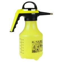 2L Portable Hand Held Garden Pressure Sprayer Plant Water Chemical Spray Bottle