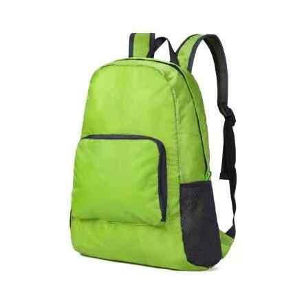 Açık tırmanma sırt çantası çantası katlanabilir erkekler için erkek kadın kadın seyahat spor çantası hafif katlanır su geçirmez sırt çantası