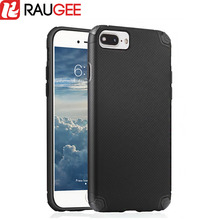 Фотография Raugee Ultra Slim Armor Case for Apple iPhone 7 Plus 6 Plus 6S Plus 5.5inch Back Cover Protective Phone Case Shell & 5 Colors