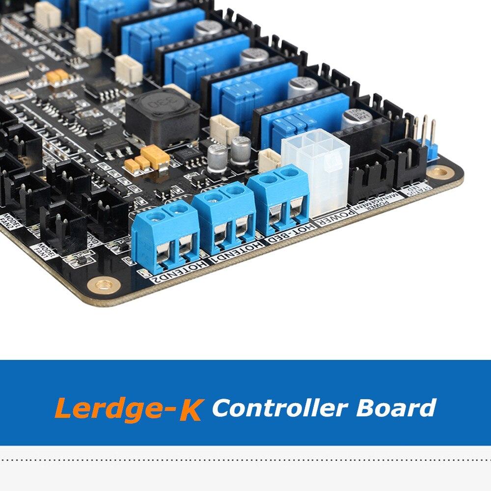 3D Imprimante Conseil BRAS 32Bit Lerdge-K Contrôle Carte Mère Pour Double Extrudeuse Avec 6 pcs A4988 Drv8825 LV8729 TMC2100 TMC2208 Pilote - 5