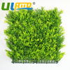 Artificial Hedge Panel Privacy Screen Boxwood Mats Wall 6packs 20 X20 Outdoor Hedge Vertical Garden Plants