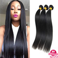 Unprocessed 8A virgin russian straight hair 3 bundles straight hair weaves russian virgin hair straight human hair extension
