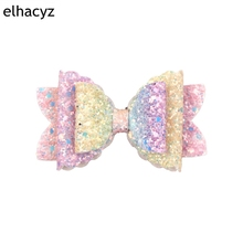Hair Clip Women Baby Girl Glitter Hair Clip For Children Hair Accessories Toddler Headwear