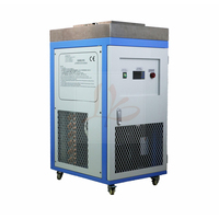 NO TAX to Russia, LCD Freezing Separating Machine Mini FS 10 Frozen Mobile phone Screen Separator Via Compressor Cooling