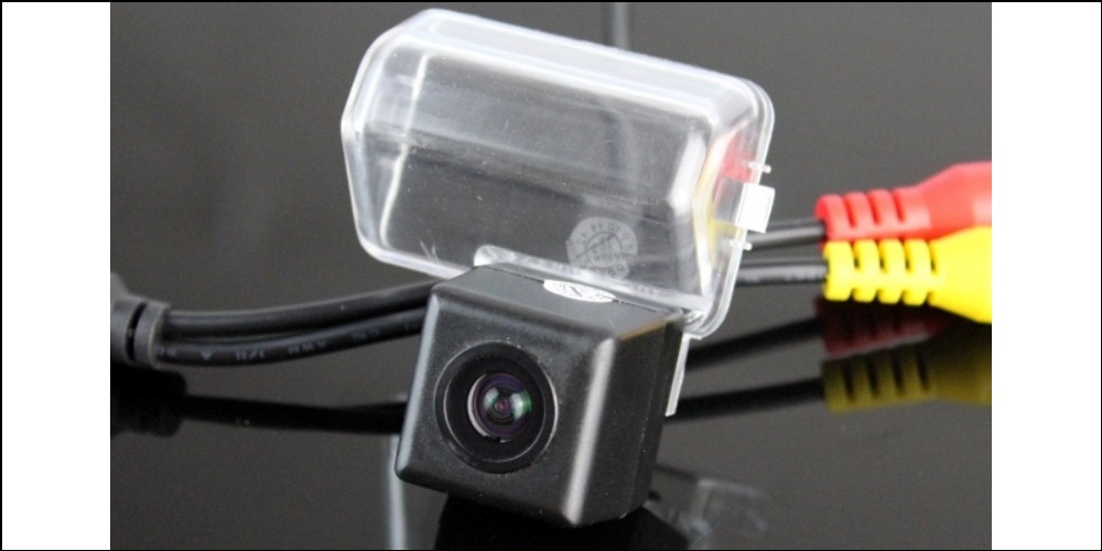 Car Camera For Citroen C4 Picasso High Quality Rear View Back Up Camera For Friends Use  CCD + RCAShow