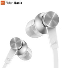 Original 샤오미 Piston 기본 버전 Oblate Wire Generation 제 3 이어폰 세리에 헤드셋 In Ear Al alloy Chamber 인체 공학적