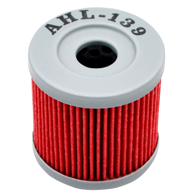 Cyleto Filtro de aceite para SUZUKI LTR450 QUADRACER 450 2006 2007 2008 2009//LTR 450 QUADRACER edici/ón limitada 450 2008