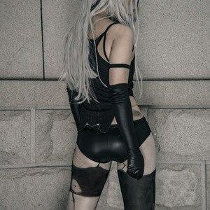 Image 2 - Athemis NieR Automata Cosplay Costumi YoRHa No. 2 Tipo di UN costume cosplay