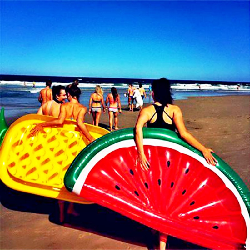 DMAR Gaint Watermelon გასაბერი ლეიბები - წყლის სპორტი - ფოტო 2