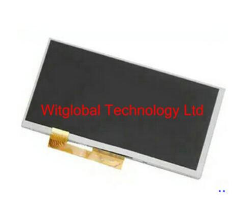 New LCD Display Matrix For 7 Oysters T72HM 3G TABLET inner LCD Display 1024x600 Screen Panel Module Free Shipping new lcd display matrix for 7 nexttab a3300 3g tablet inner lcd display 1024x600 screen panel frame free shipping