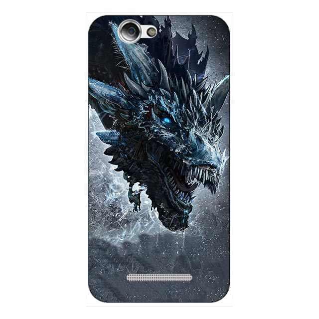 Telefoon Geval voor Wileyfox Spark Swift 2 2X Swift2 Plus Cover voor Game Of Thrones Seizoenen 8 Jon Sneeuw Daenerys targaryen Dragon