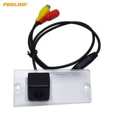 FEELDO 1 Set Car CCD Rear View Camera Per KIA Sportage (KM 04 ~ 10) Sorento (MK1 03 ~ 08) parcheggio Kit Backup Camera # AM4018