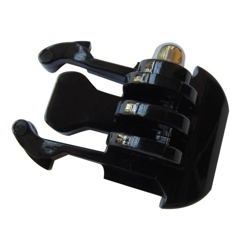Boucle de fixation rapide Base de fixation de Base boucle de fixation pour Go pro Hero 2 3 3 + 4 pour accessoires de caméra d'action Gopro