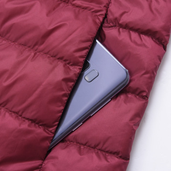 NewBang Brand Down jacket female Long Duck Down Jacket Women Lightweight Warm Linner Slim Portable ladies Coats 5