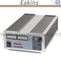 GOPHERT компактный цифровой Регулируемый лабораторный переключатель DC ПИТАНИЕ OVP/OCP/OTP MCU Active PFC 32 В в 20A 110 V 220 V + ЕС кабель