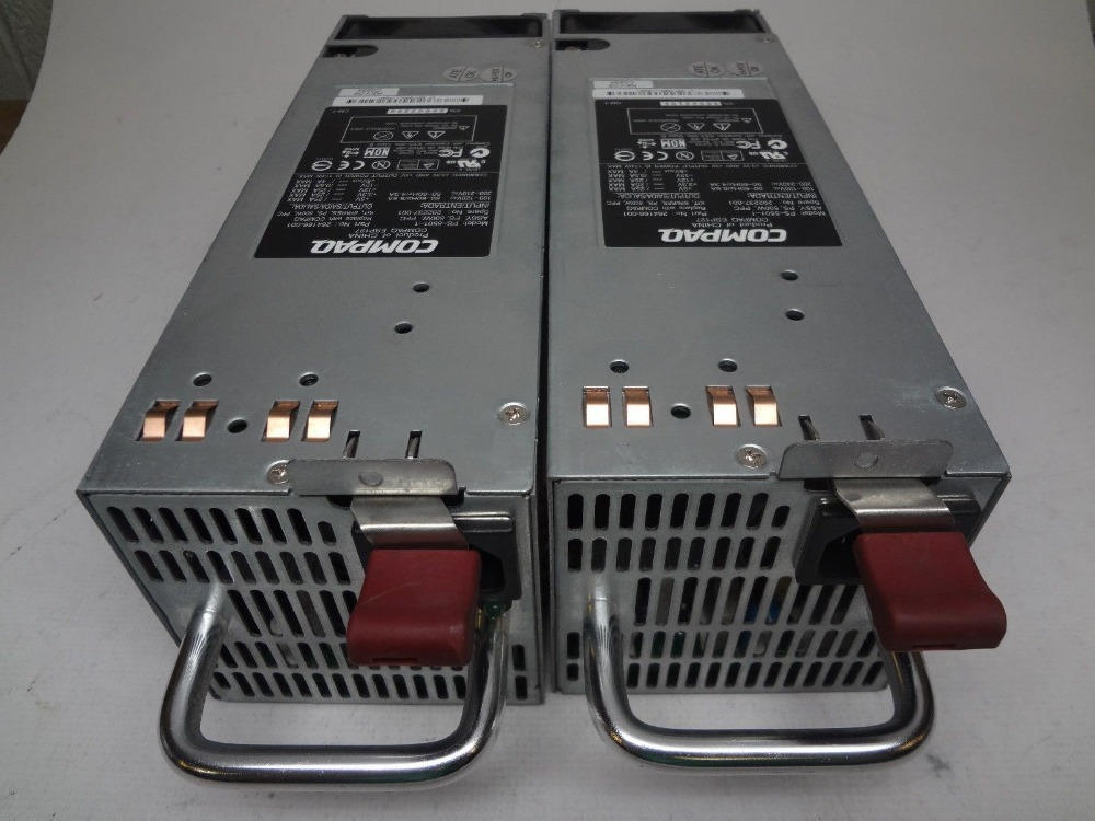 ФОТО ESP127 PS-5501-1C 292237-001 264166-001 500W Power Supplies