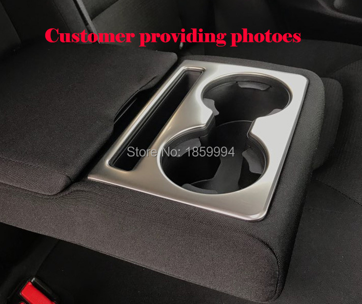 for 2017 2018 Mazda CX-5 CX5 KF 2nd air outlet SEAT DRINK CUP HOLDER COVER STICKER BEZEL SURROUND FRAME matte for mazda cx 5 cx5 2017 2018 kf 2nd gen car co pilot copilot stroage glove box handle frame cover stickers car styling