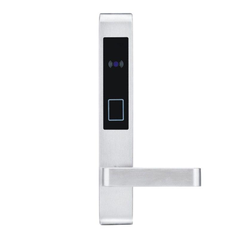 Էլեկտրոնային RFID քարտերի դռան կողպեք - Անվտանգություն և պաշտպանություն