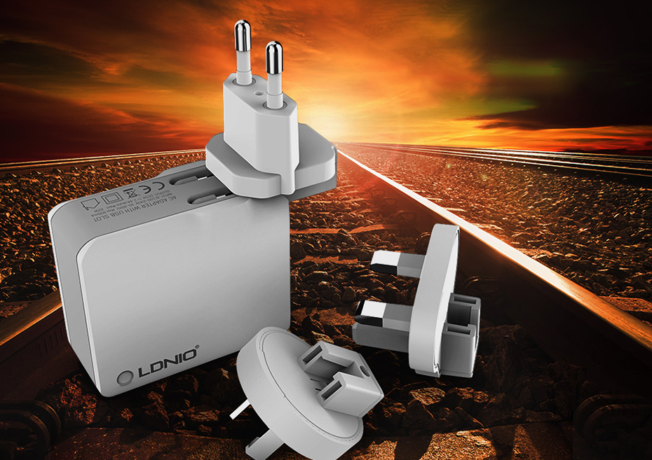 LDNIO TRAVEL CHARGER (6)