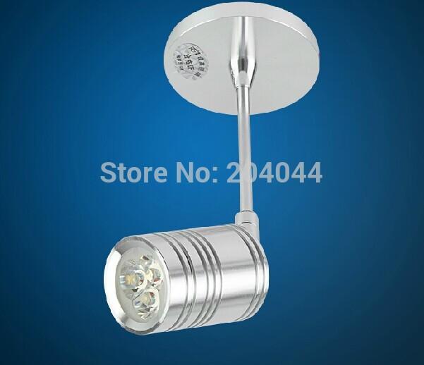 2015 Promotion Aluminum font b Led b font Bulbs Knob Switch New lamp 12pcs lot 3w