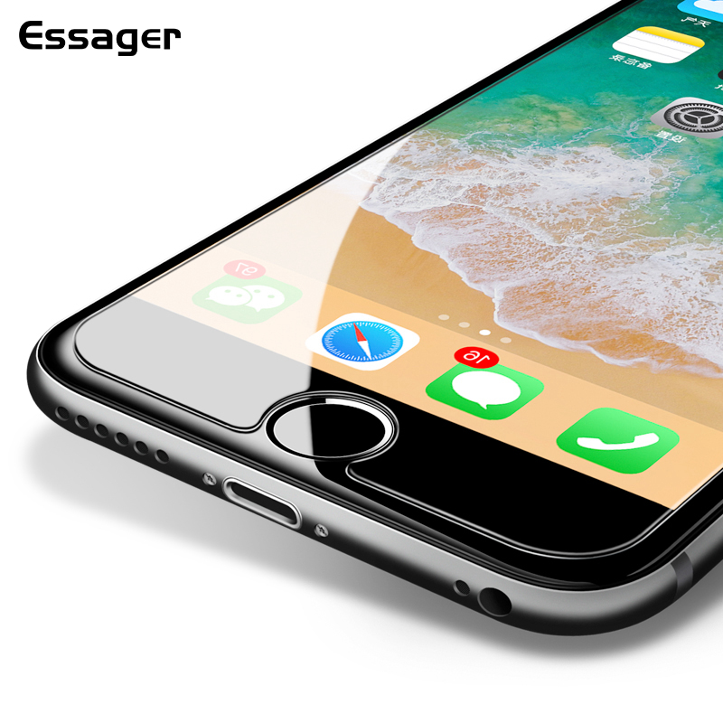 Essager Screen-Protector Tempered-Glass iPhone Xs 7plus for Max-X-Xr 8/7/6/..