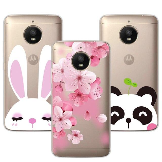 100% authentic 99f3f 3f5c8 US $1.11 35% OFF|Flamingo 3D Relief Lace Case Fundas For Motorola Moto E4  Plus Soft TPU Cute Cat Cover Coque For Moto E 4 Plus Case Capa 5.5