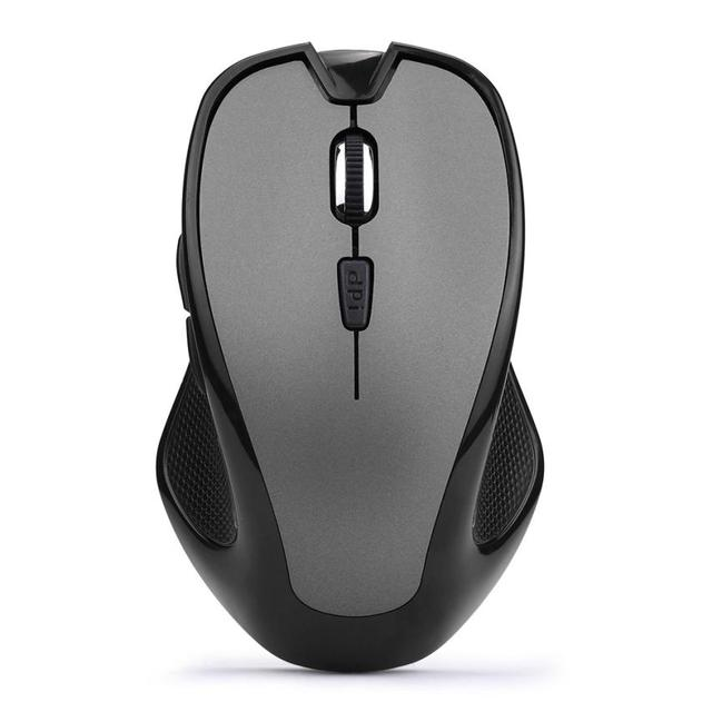 2.4GHz 2400 DPI Wireless Optical Mouse Gaming Mice + USB Receiver for PC Laptop MAC Jun1  drop shipping 0608