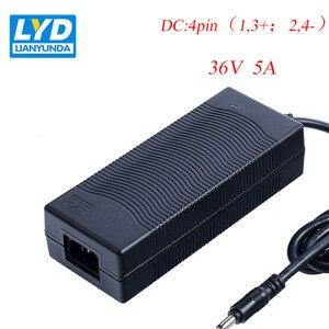 36V/5A Supply LED Power Adapte