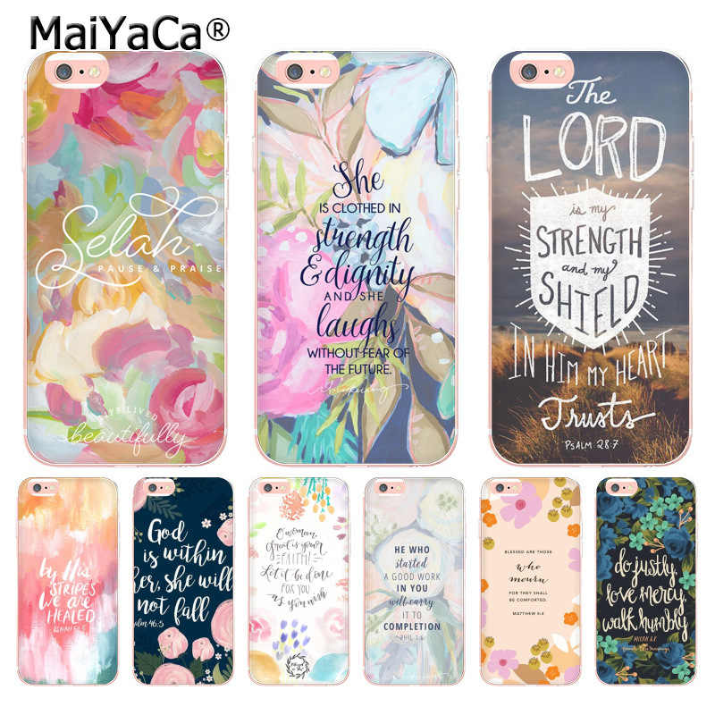 iphone 8 case bible verse