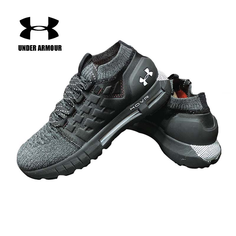 Under Armour Men HOVR Phantom running shoes sport shoes Sock sneakers Light Cushion trainers zapatillas hombre deportiva US 7-11 under armour hovr phantom mens running shoes sock sneakers zapatillas hombre deportiva outdoor walking jogging shoes new arrival
