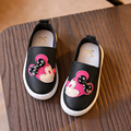 2017 cartoon girls princess leather shoes, fashion antiskid soft-soled leather shoes of the girls, doug shoes,  casual shoes