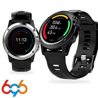 696 H1 Smart Watch MTK6572 IP68 Waterproof 1 39inch 400 400 GPS Wifi 3G Heart Rate