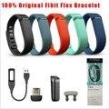 Original Fittbit Pulseira Flex Sem Fio Atividade Sono Rastreador Esportes fitness pulseira smartband para IOS Android smartwatch