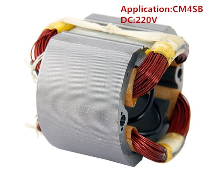 High Quality Stator Replacment For Cm4sb Cutting Machine Z1E-FF02-110 MOTOR DC 220V